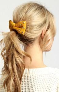 Clip culík z pravých vlasů REMY